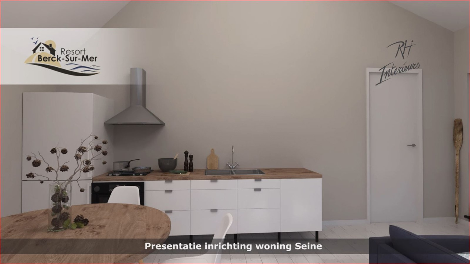 Interieur impressies | Dormio